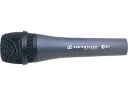 e 835-心型手持主唱舞台话筒