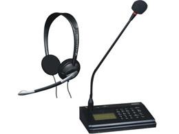 CE-6006DKP/S-IP桌面式寻呼对讲终端