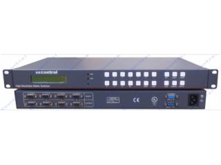 BEC-VGA0404-4进4出VGA视频切换矩阵 VGA交叉切换器