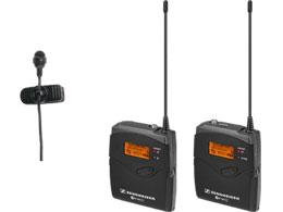 ew 122-P G3-領夾無線話筒套件