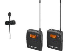 ew 122-P G3-领夹无线话筒