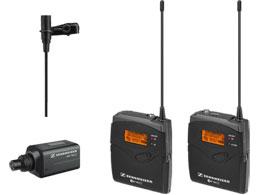 ew 112-P G3-領夾無線話筒套裝