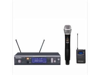 MS-1000S-UHF真分集单通道无线话筒