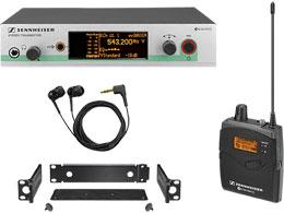 ew 300 IEM G3-無線監聽耳機套裝