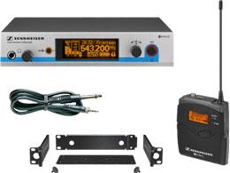 ew 572 G3-吉他無線傳送系統