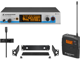 ew 512 G3-無線領夾話筒套件
