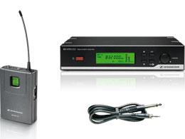 XSW 72-電吉他無線傳送器套裝