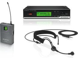 XSW 52-頭戴式無線話筒套裝