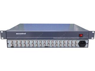 BEC-A0116-1進16出立體聲音頻分配器 16路音頻擴展器