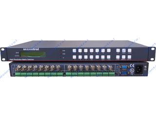 BEC-AV0808-8进8出AV矩阵 音视频矩阵8*8 北京易控科技