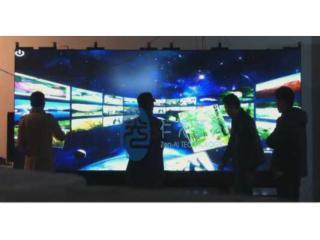 TRX6050/6060/6067D3-LED光源  交互式DLP拼接屏