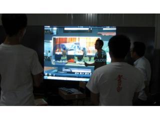 DLP-2015CUN-交互式双灯DLP拼接屏