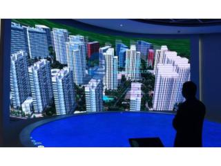 HP3-交互式LED拼接屏触控系统