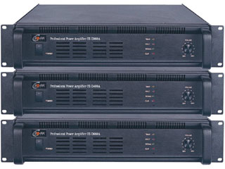 CE-D360A-D2000A-纯后级定压输出广播扩音机