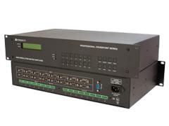 VGA0808A-VGA-A 視音頻矩陣切換器