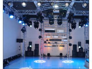 铝合金-网架桁架舞台