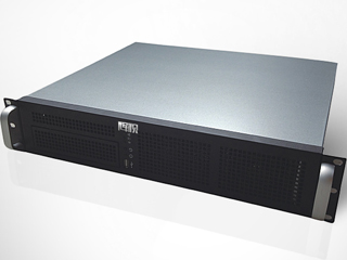 "HS-8000-""輝視""智能互動視訊系綜合服務器"