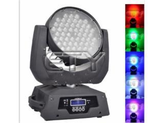 54顆9W三合一調焦搖頭燈-天悅燈光54顆9W三合一調焦搖頭燈