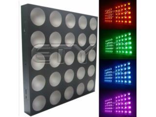 25颗三合一矩阵-天悦灯光25颗三合一矩阵