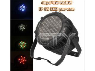 48顆5W LED 防水帕燈-天悅燈光48顆5W LED 防水帕燈