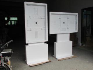 55寸-55寸橫豎屏可旋轉廣告機外殼