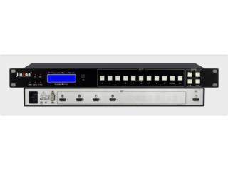 JC-0401HD-自动轮询(巡)HDMI切换器