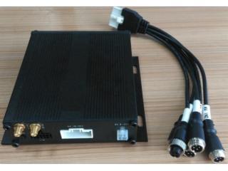 TV-MDVR-M6104-车载SD卡录像机可扩展3G/GPS/WIFI/双卡