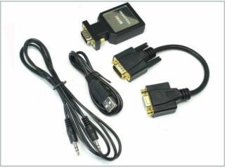 HDV2HM-VGA轉HDMI高清視頻轉換器