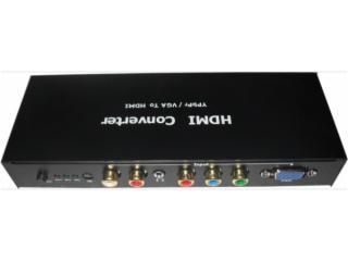HDMI_YPbPr_色差-HDMI轉YPbPr轉換器