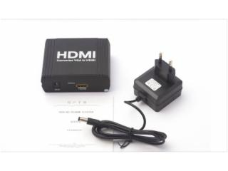 VGA to HDMI-厂家直销VGA转HDMI转换器