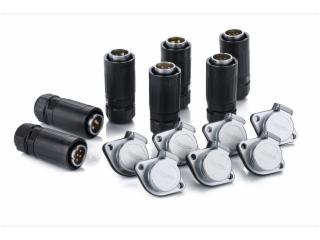 凌科防水YA系列(電源、信號)-凌科電氣防水航空插頭工業連接器