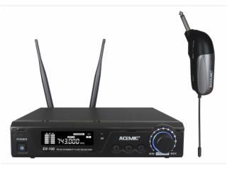EX-100/GT-1-愛尚達UHF無線吉他收發系統EX-100/GT-1