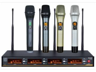 EU-864-愛尚達UHF無線麥克風EU-864