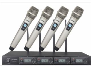 EU-804-愛尚達UHF無線麥克風EU-804
