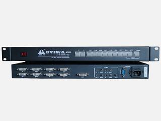 DVIS/A-8*1H-DVI 信号切换器
