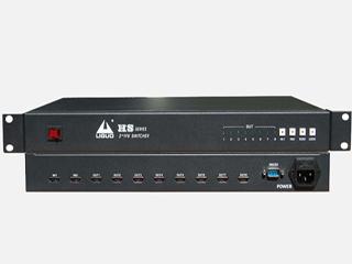 HS-2*1F8-HDMI 信号切换器