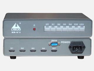HS-4*1-HDMI 信号切换器