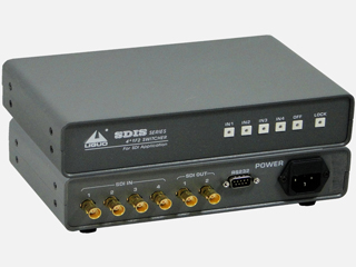 SDIS-4*1F2-SDI 切换器