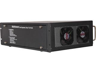 3U/8U/12U-投影融合處理器