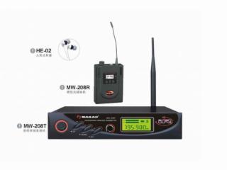 MW-208-无线旁听系统