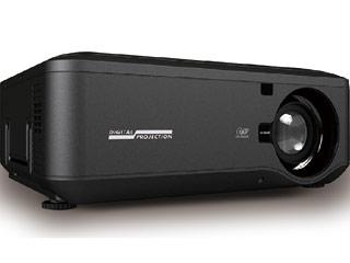 E-Vision 6500 WXGA-单片DLP投影机