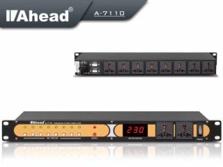 A-7110-8+2通道電源時序器