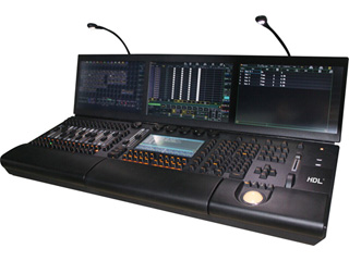 HDL-GR2015 I-智能灯光控制台