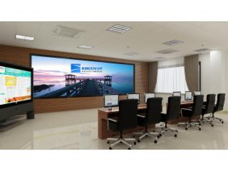 RP-瑞屏DLP无拼接大屏幕进步监控、安防、会议等范围的工做效率