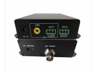 95-CVBS(AV)轉HD-SDI轉換器(SDI變頻輸出)