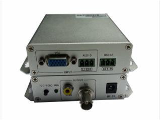 6626-VGA轉HD-SDI&CVBS轉換器(SDI變頻輸出)
