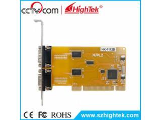 HK-1112D-PCI擴展2串口卡/RS232卡