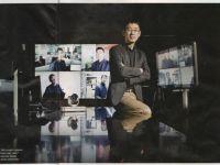 华平总裁刘晓露接受《福布斯》专访