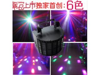 HX-005-新款六色LED蝴蝶燈迷你無極劍