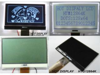HTG12864K1-K-12864液晶屏生產廠家
